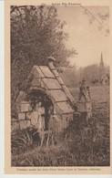 C P A - SAINT NIC PENTHEZ - FONTAINE SACRÉE DES DEUX FRÈRES SAINTS CÔME ET DAMIEN - MÉDECINS  - 1647 - - Autres Communes