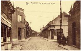 MOUSCRON - Rue Du Couët - Arrêt Du Tram - Mouscron - Moeskroen