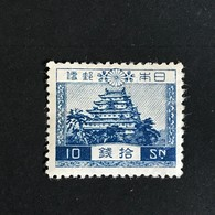 ◆◆◆ Japón 1926 Scenery Series I First Issue,Flat Plate  10 Sen  NEW  AA70 - Unused Stamps