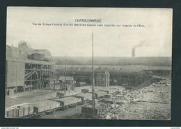 Charbonnage En Belgique, à Situer. Vue Du Triage Central, Wagons.  Edition  Desaix - Mines