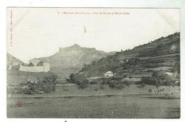 Environs De COLMARS - Fort De Savoie Et Roche Cline  - - Andere Gemeenten