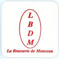 France. LBDM. La Brasserie De Monceau. Frankreich. Frankrijk. - Portavasos