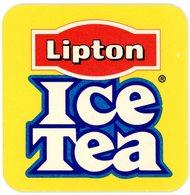Nederland. Great-Britain. Lipton Ice Tea. Pays-Bas. Netherlands. Grande-Bretagne. Groot-Britannië. - Bierviltjes