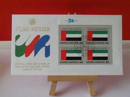 Nations Unies > Office De Genève - Émirats Arabes Unis - 21.9.1984 - FDC 1er Jour - FDC