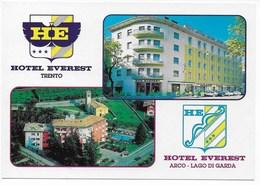 38100  TRENTO U ARCO   -  HOTEL EVEREST - Trento