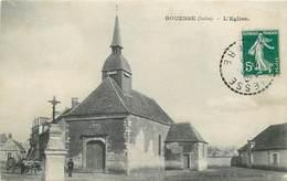 BOUESSE-l'église - Frankreich