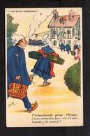 Illustrateur ( G ) / Dessin Signé Galry / Ces Bons Normands  / Humour,Normandie - Unclassified