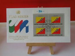 Nations Unies > Office De Genève - Bhutan (Bhoutan) - 21.9.1984 - FDC 1er Jour - FDC