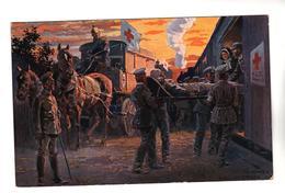 1249,  Rot Kreuz Karte - War 1914-18