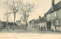 CLEMONT Sur SAULDRE-place Boyer - Clémont