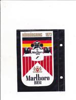 Sticker Marlboro - Nürbürgring 1973 - Automobile - F1