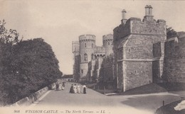 CARTOLINA - POSTCARD - INGHILTERRA - WINDSOR CASTLE - THE NORTH TERRACE - LL - Windsor Castle