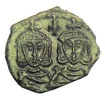 Constantin V (741-775) Follis De Syracuse - Byzantines