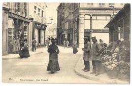 CPA Metz Rue Fabert Nels - Metz