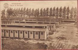 Hemixem Hemiksem Het Depot St-Bernard ZELDZAAM  Gestempeld ST-BERNARD' Barakken Depot De Baraquements Belgian Army - Hemiksem