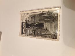 ORGINELE FOTO AFMETINGEN 8,50 CM OP 5,50 CM 1944  2DE GEURE D DAY NORMANDIË OPERATIE OVERLORD BRIGADE PIRON - Honfleur