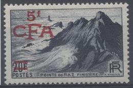 France, Réunion : N° 297 Xx Neuf Sans Trace De Charnière Année 1949 - Reunion Island (1852-1975)