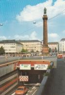 Tram/Strassenbahn Darmstadt,Tunnelstraßeneinfahrt Luisenplatz, Ungelaufen - Tramways