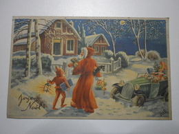 Joyeux Noël (8128) - Santa Claus