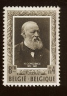 897 ** H. Conscience Mais Avec Un Défaut Dans Le Coin Sup Droit (qui Ne Se Voit Que De Derrière) - Unused Stamps