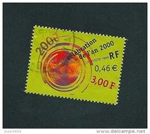 3259 Célébration An 2000 Oblitéré  Timbre  France 1999 - Frankreich