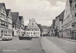 Opel Olympia Rekord Caravan,Ford Taunus 12m G13,Oettingen, Ungelaufen - Voitures De Tourisme