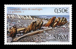 St. Pierre And Miquelon 2019 Mih. 1308 Langlade Island MNH ** - Unused Stamps