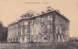 AVERNES ST GOUGON  61 PRES DE LE BOSC RENOULT ET SAINT AUBIN DE BONNEVAL  ( LE CHATEAU  ) - France