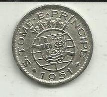 50 Centavos 1951 S. Tomé - Sao Tome And Principe