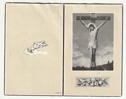 Doodsprentje Zuster Cyrilla Sylvie DE ROECK Beveren-Waas 1895 Lokeren 1967 - Images Religieuses