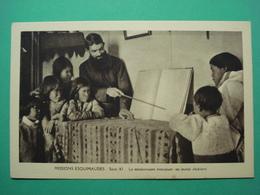 Missions Esquimaudes Eskimo Esquimau Serie XI - Cartes Postales