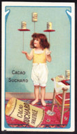 CHROMO Chocolat SUCHARD Petit Jongleur     Serie 138 - Suchard