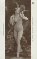 La Jeunesse Et L`Amour Par Boliguereau. Musée Du Luxembourg. S-4425 - Paintings