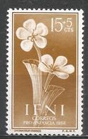 Ifni 1956. Scott #B26 (M) Limoniastrum Ifniensis * - Ifni