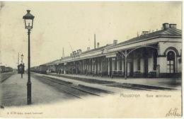 MOUSCRON - Gare Intérieure - A 4738 Edit. Lerouge - Mouscron - Moeskroen