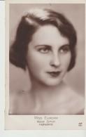 C P - PHOTO - MISS EUROPA - BOZSI SIMON - HONGRIE - 1928 - AN - LA PLUS BELLE FEMME D'EUROPE - CONCOURS ORGANISE A PARIS - Femmes Célèbres