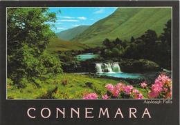 Connemara - Aasleagh Falls Near Leename - Galway