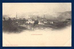54. Longwy-Bas. Les Aciéries De Longwy. Ca 1900 - Longwy