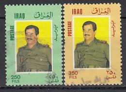 IRAK 1986 - MiNr: 1332+1333   Used - Irak