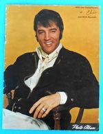 ELVIS PRESLEY - Photo Album ... Yugoslavian Original Vintage Magazine By Jugoton - Musique & Instruments