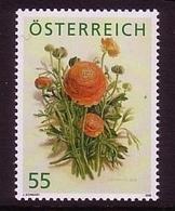 ÖSTERREICH MI-NR. 2760 ** RANUNKEL TREUEBONUSMARKE 2008 Selten - 1945-.... 2. Republik