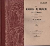 1914. La Première Bataille De La Marne. Les Combats DeNanteuil-le-Haudouin à Sommesous (6 Scannes) - 1914-18