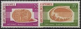 Comores, N° 097 à N° 100** Y Et T, 97 / 100 - Unused Stamps