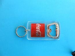 COCA-COLA ... Bottle Opener - Keychain - Flessenopeners & Kurkentrekkers