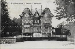 étrépagny - Propriété Dans La Grande Rue - Sonstige Gemeinden