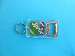 SPRITE ( The Coca-Cola Company ) ... Bottle Opener - Keychain - Ouvre-bouteilles & Tire-bouchons