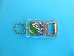 SPRITE ( The Coca-Cola Company ) ... Bottle Opener - Keychain - Bottle Openers & Corkscrews