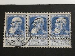 COB N ° 76  Oblitération Bonne-Espérance 10 - 1905 Grosse Barbe