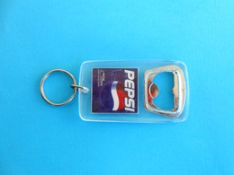 PEPSI COLA ( PepsiCo Inc. ) ... Bottle Opener - Keychain - Destapador/abrebotellas