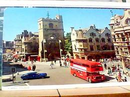 ENGLAND  OXFORD  CARFAX  AUTOBUS  SPECIAL VB1977 HA8227 - Oxford